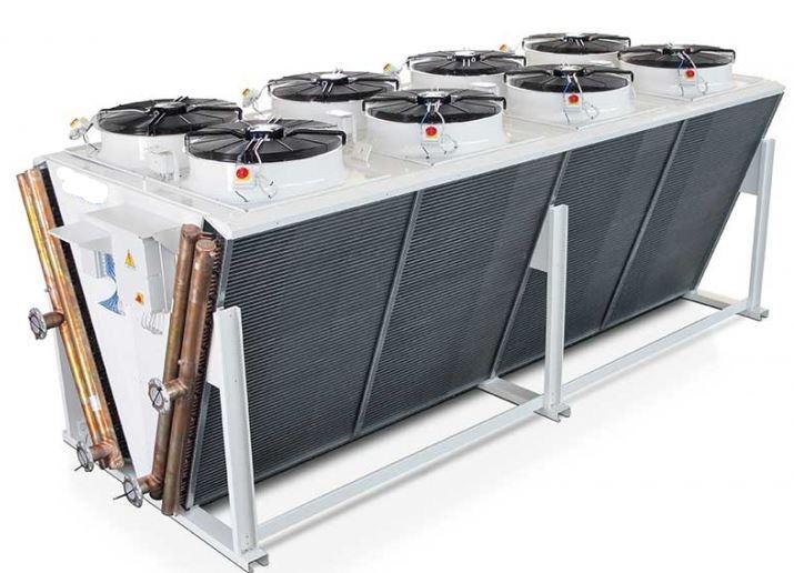 Сухая градирня альфа лаваль поток alfa laval unit cooler